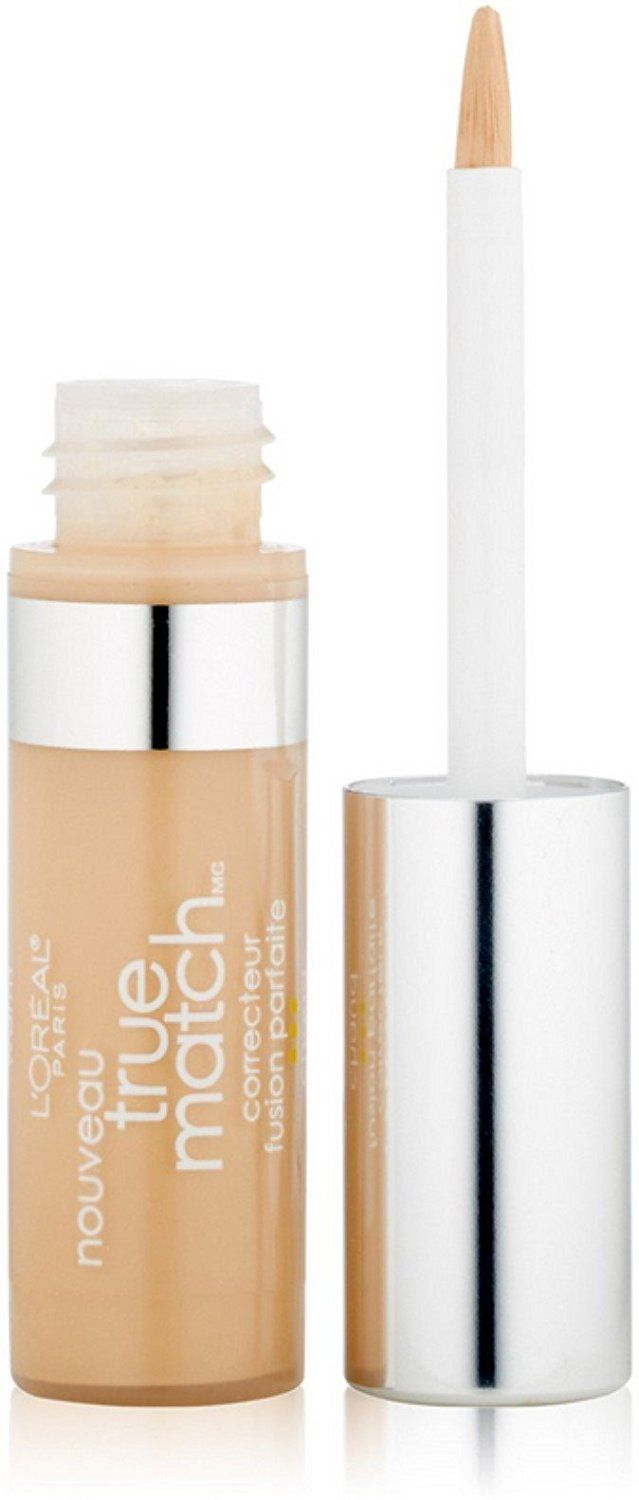 L'Oreal True Match Concealer, Fair/Light Warm [W1-2-3], 0.17 oz * See this great product.