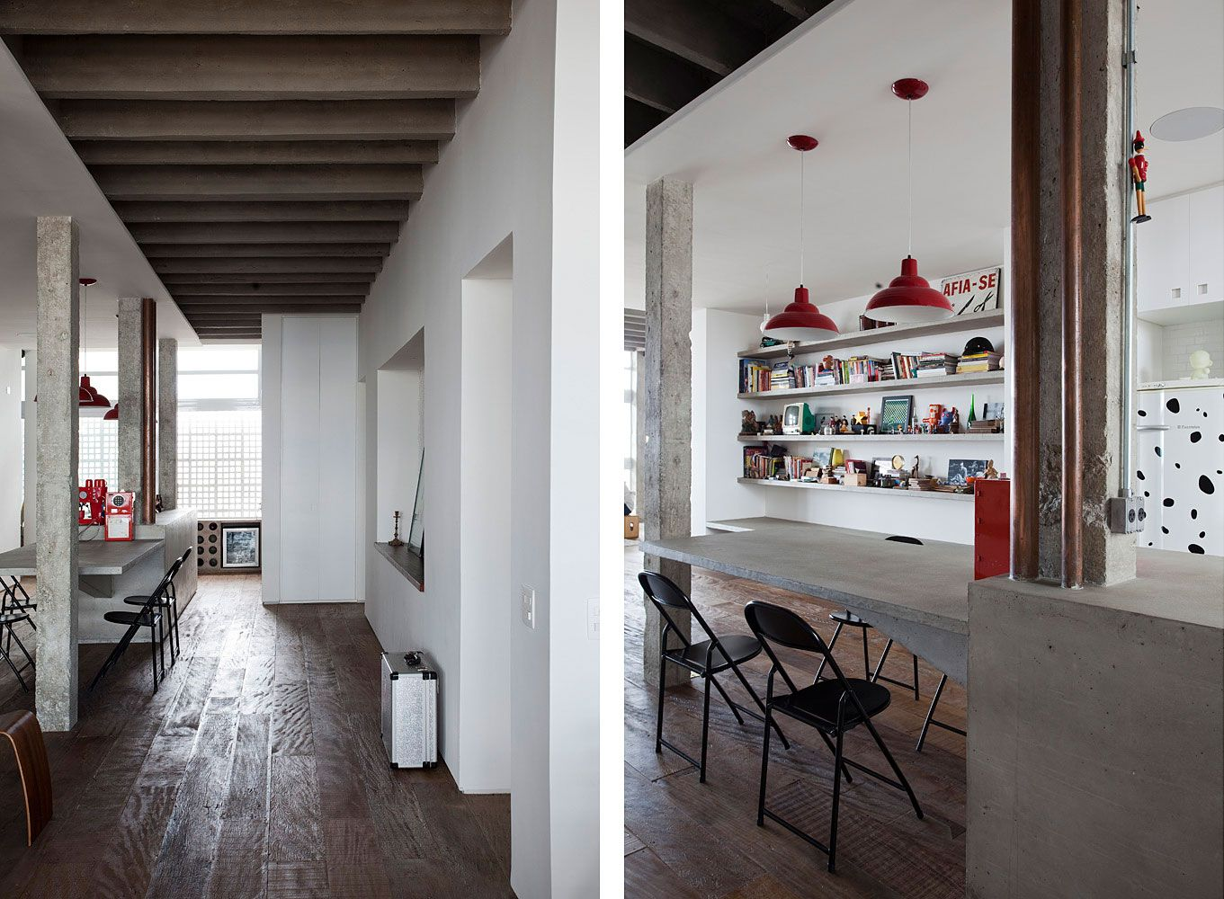 Copan apartment by felipe hess and renata pedrosa