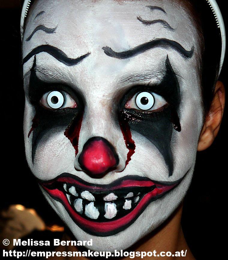 Psycho Killer Clown | Knives, Entertainment and Creepy