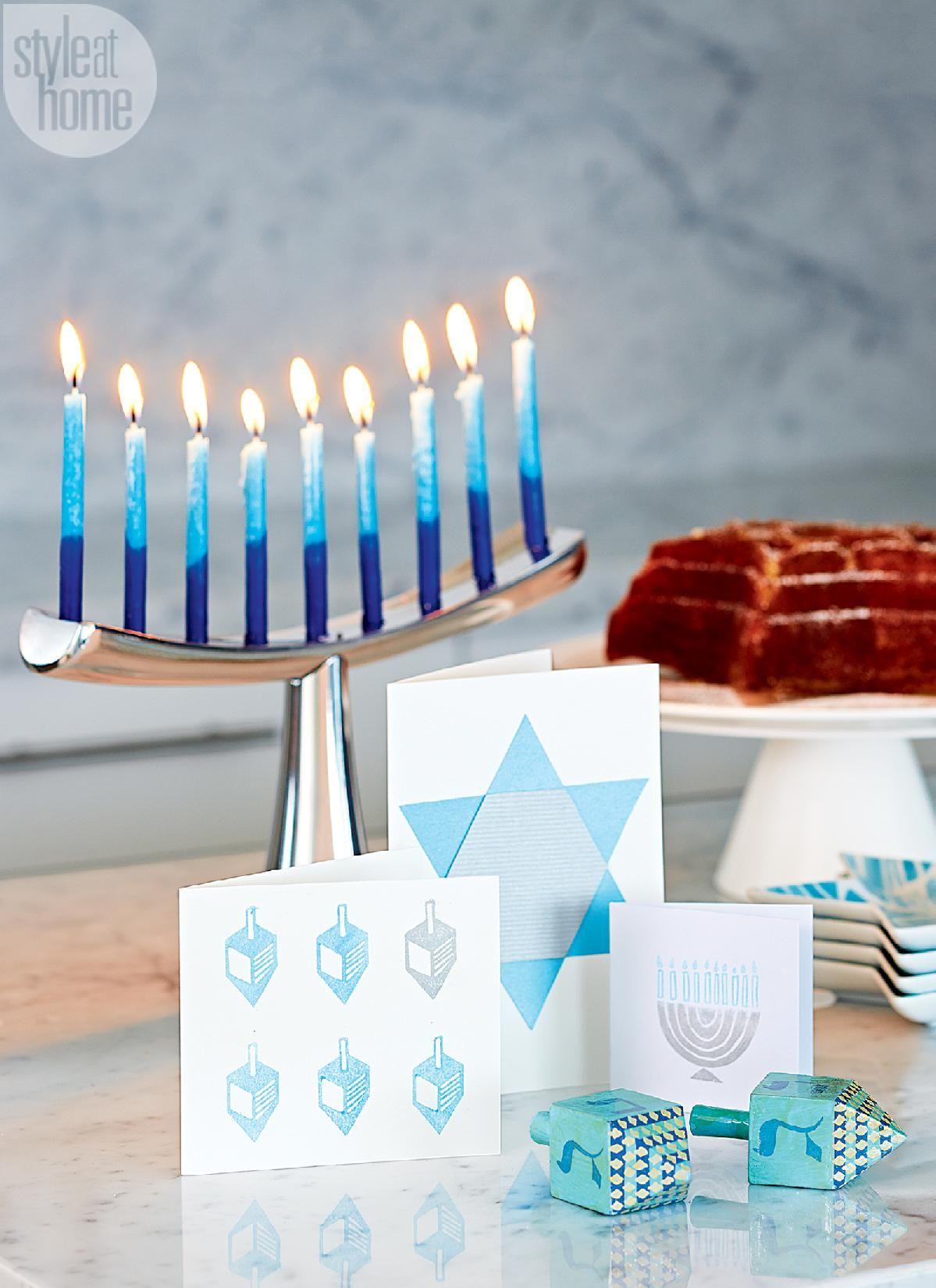 12 Elegant Hanukkah Entertaining Tips