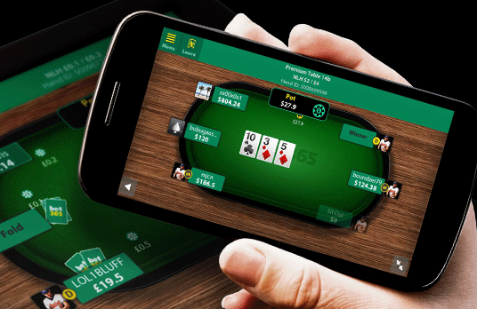Play poker games of chance at the largest online poker site in Indonesia