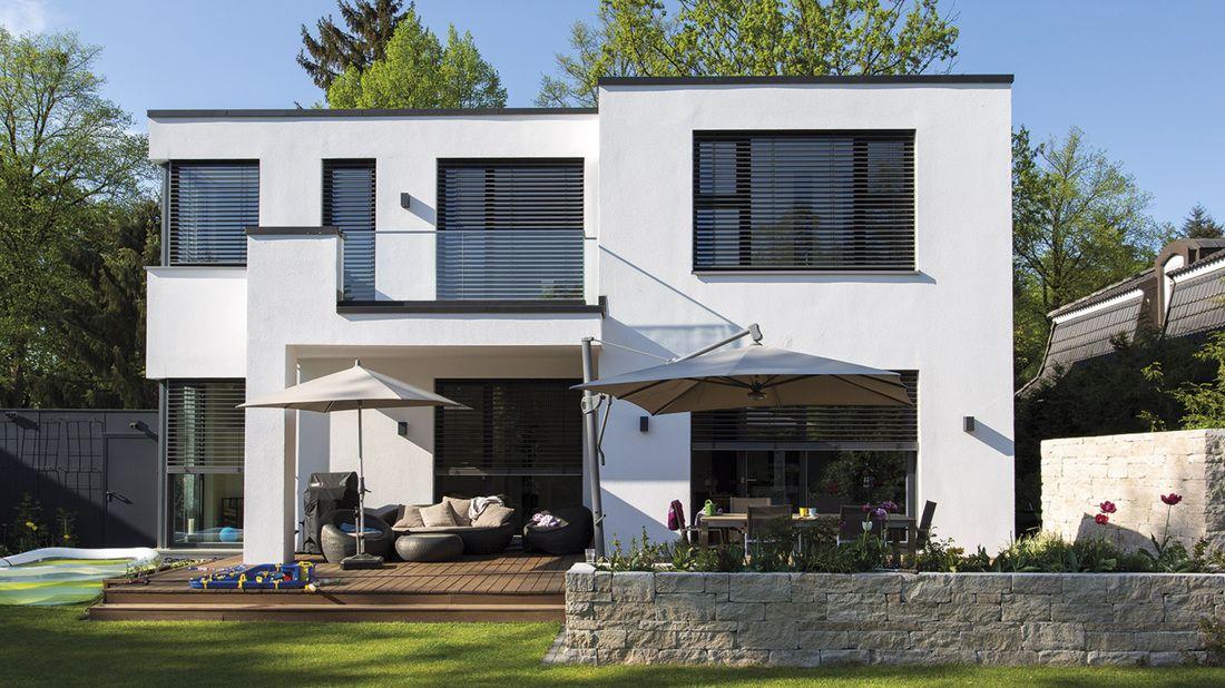 Mollwitz Massivhaus HÄUSER - ARCHITEKTUR Pinterest Bauhaus - minecraft küche bauen