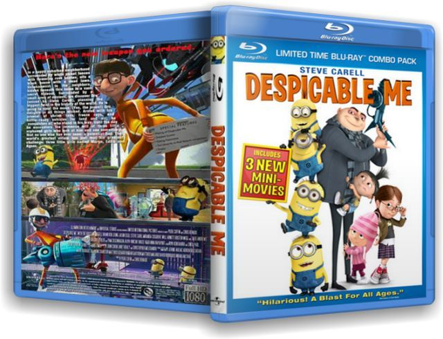 despicable me movie  in hindi