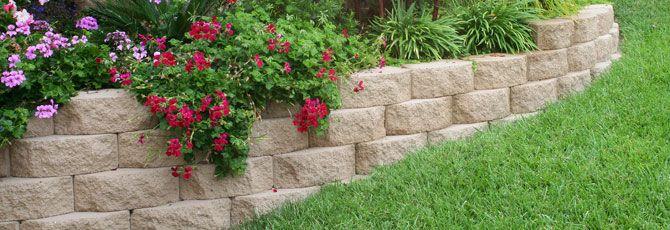 Retaining Walls & Landscape Walls: Keystone Legacy Retaining Wall Blocks,  Keystone Retaining Wall - Retaining Walls & Landscape Walls: Keystone Legacy RETAINING WALLS