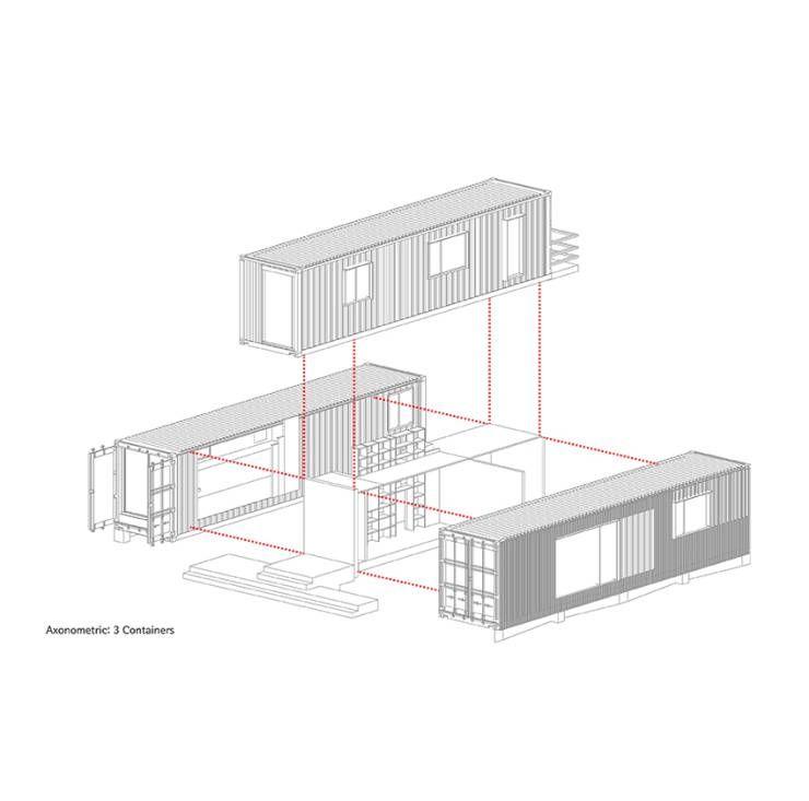 La Solution LOGEMENT 5 Incroyables Maisons CONTENEUR!! Livres - plan de maisons modernes