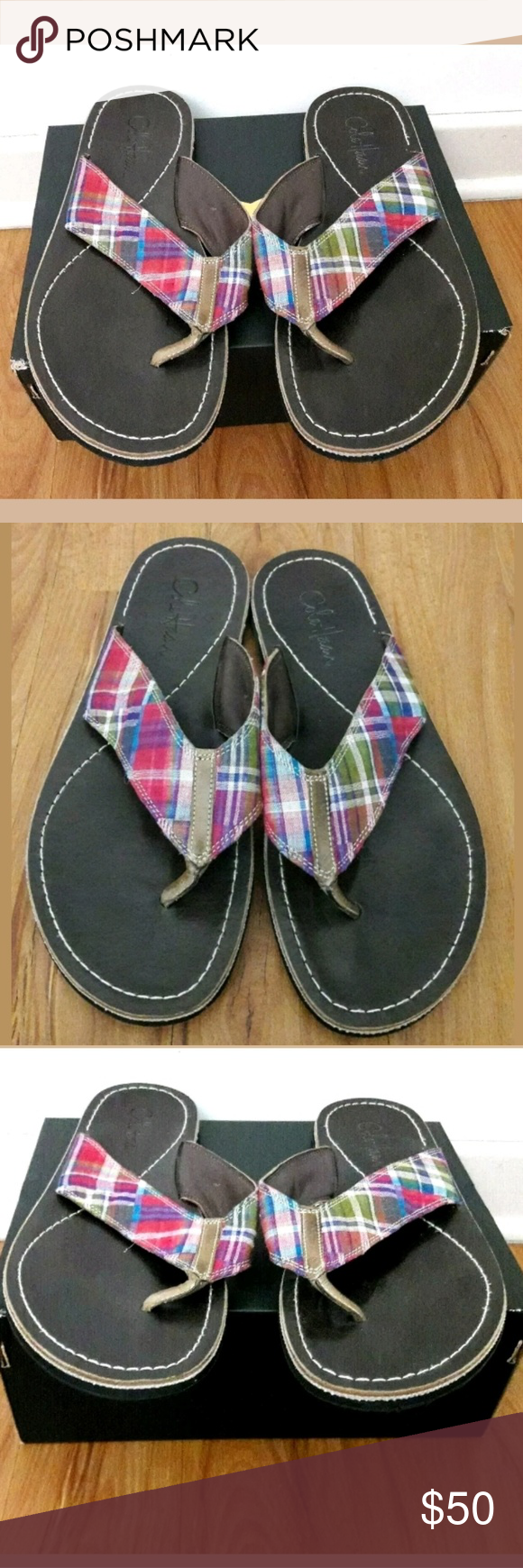 515ecd8e1b4c Spotted while shopping on Poshmark  Cole Haan Mens Thong Sandals Flip Flops!   poshmark