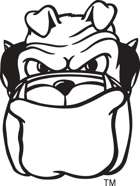 Georgia Nameplate - Etchieve - Com - Ga Bulldogs Coloring Pages ... | 624x468