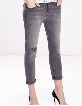 We have your Fifty Shades of Grey..... in jeans, of course!!!