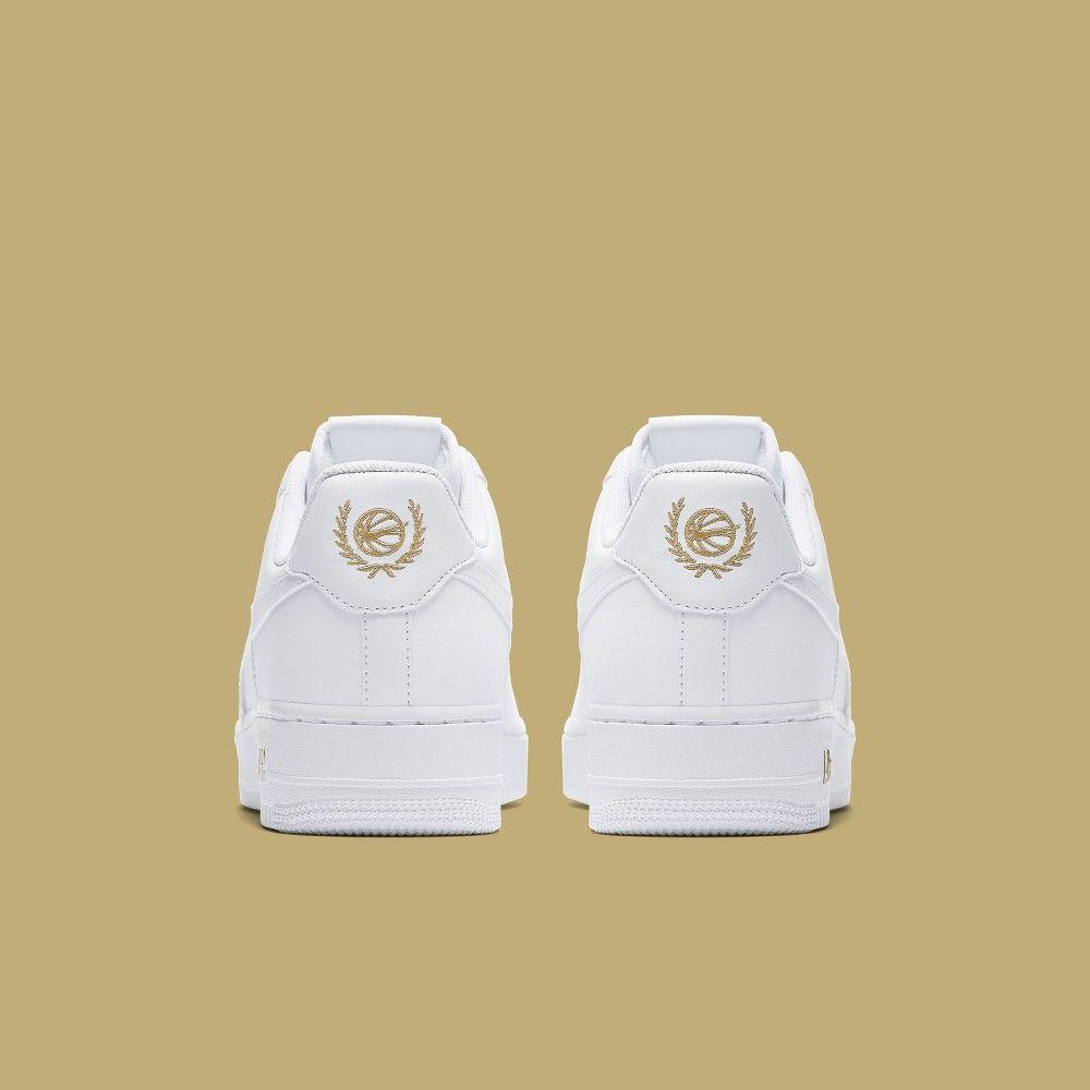 Der Nike Air Force 1 bekommt ein neues Logo | Must have