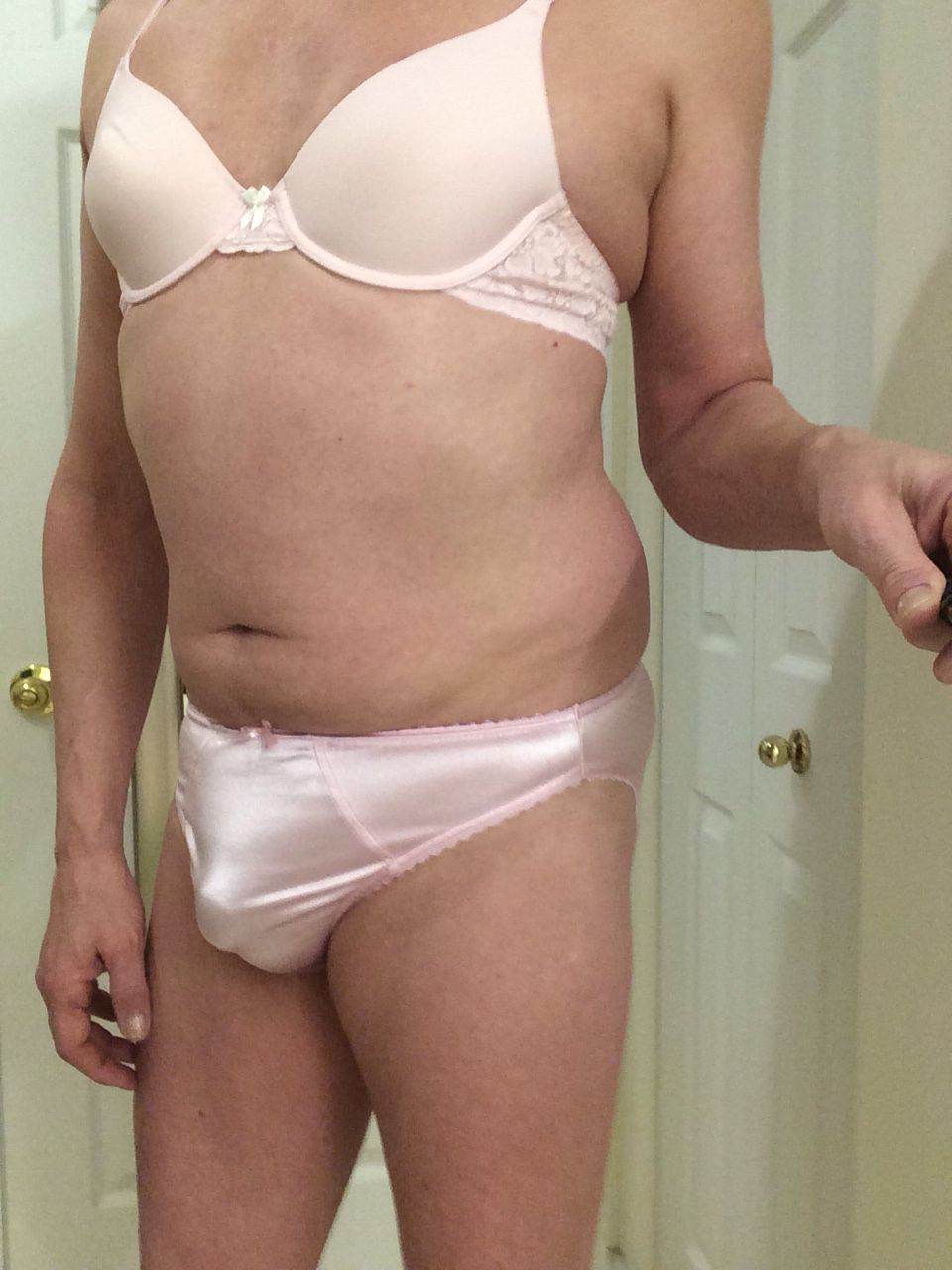 Satin Panties For Him