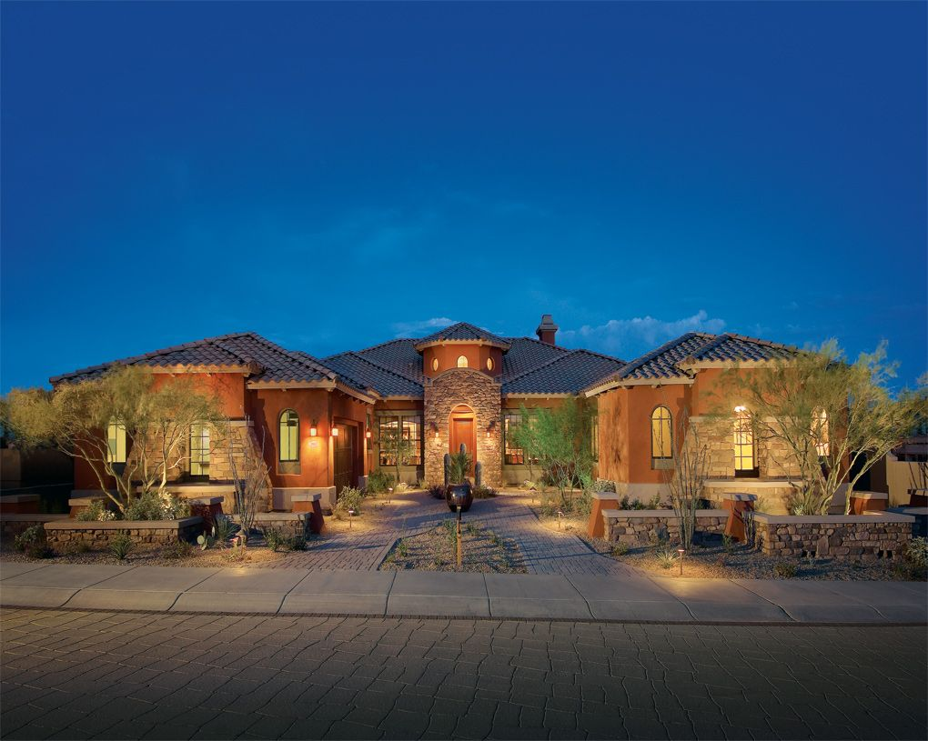 Superb Windgate Ranch Scottsdale Is An Outstanding New Master Planned Community In  Scottsdale, AZ That Offers A Variety Of Luxurious Home Designs In A Great  ...