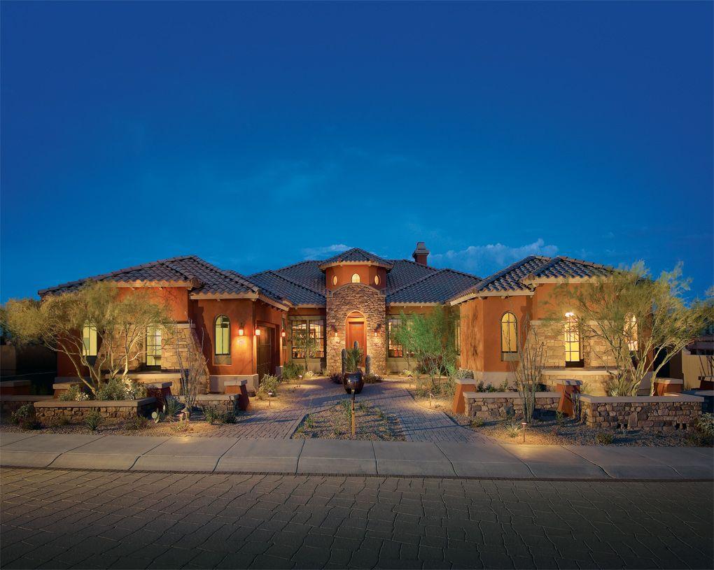 New Homes For Sale In Scottsdale Az Windgate Ranch