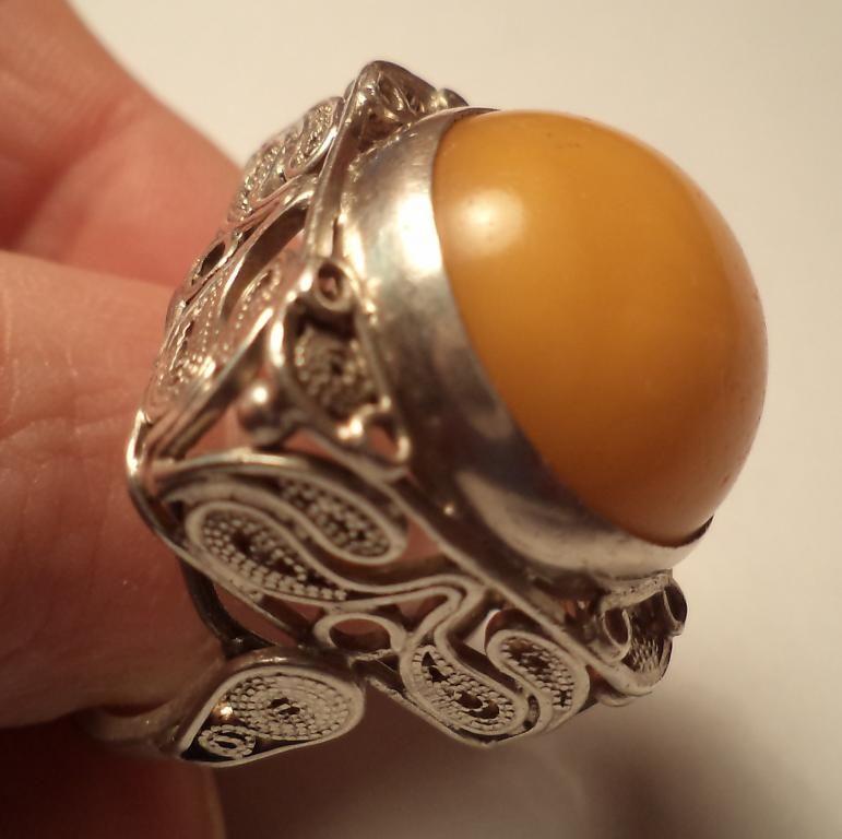 Stary Duzy Srebrny Pierscionek Filigran Srebro 925 3973967870 Oficjalne Archiwum Allegro Vintage Jewelry Jewelry Design Jewelry Inspiration