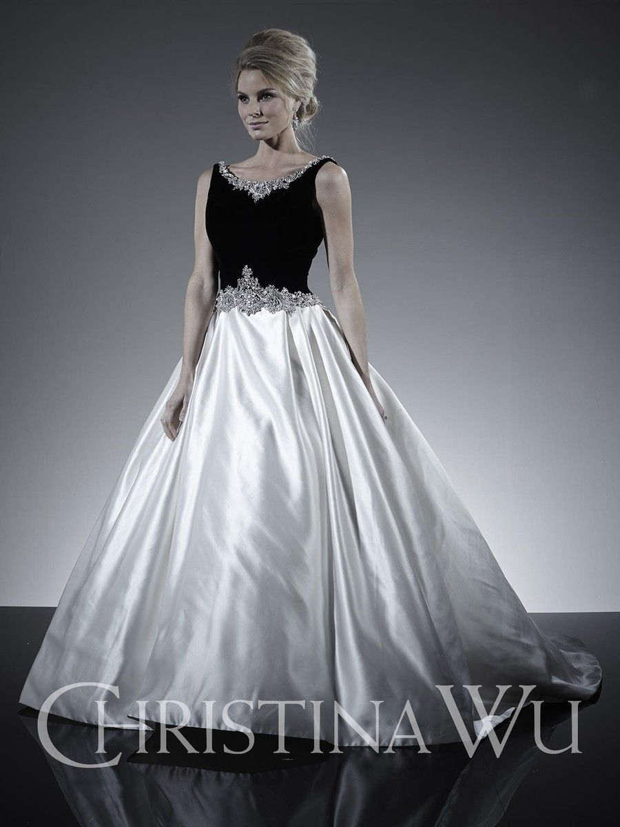 Christina wu wedding dresses photos by christina wu image 49 of wholesale cheap discount a line scoop chapel train satin cinderella wedding dress waterford online ombrellifo Image collections