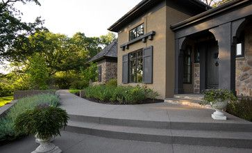 Exterior Stucco Design Ideas, Pictures, Remodel And Decor