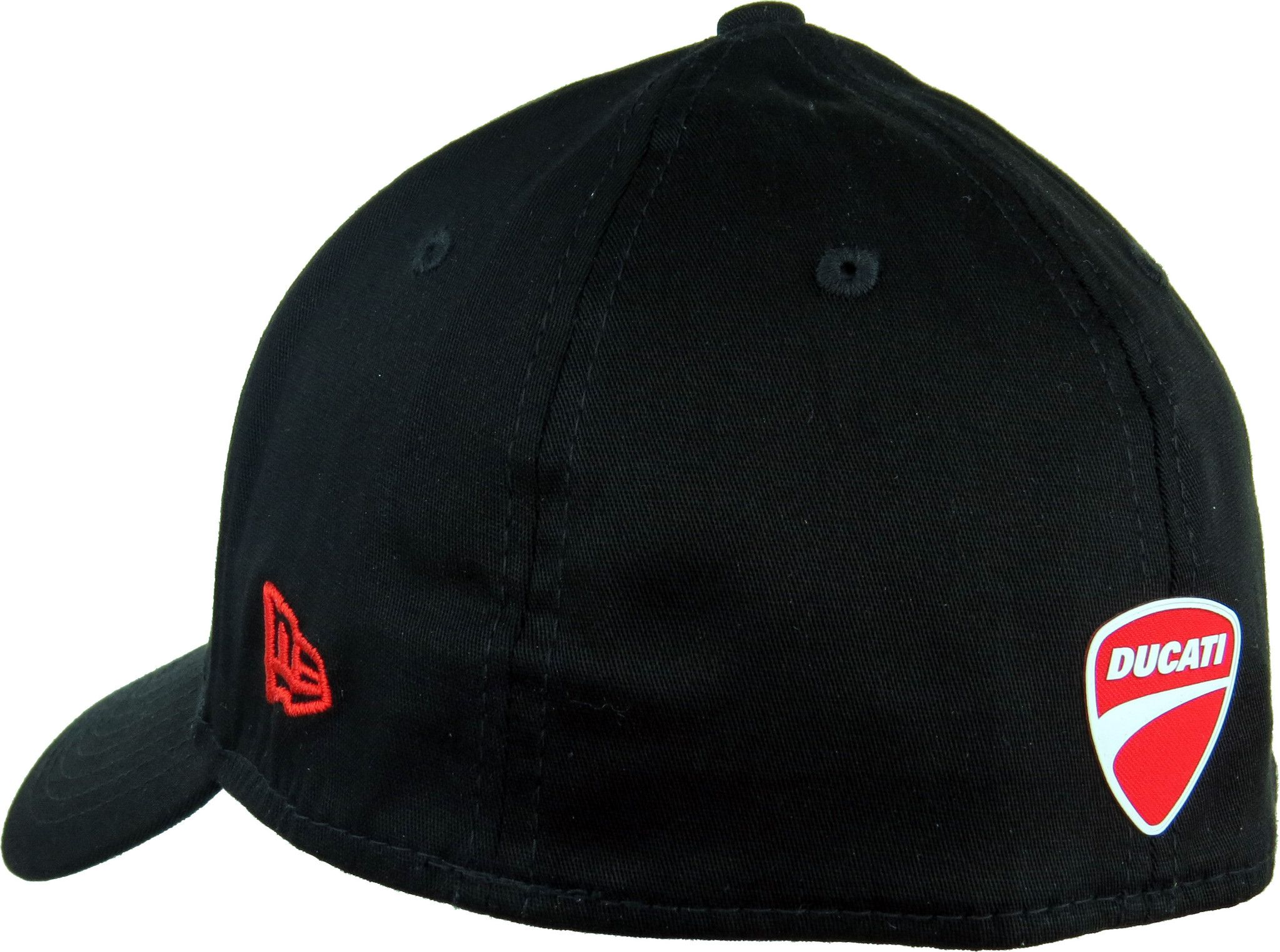 Ducati New Era 39Thirty Stretch Fit Cap. Black a2023e11747