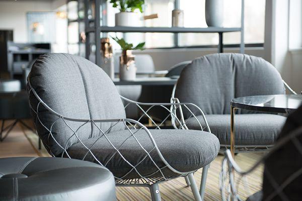 Grey Chair - Quality Hotel Frösö Park