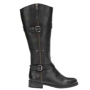 MILITIA BOOT IN BLACK BY MATISSE at www.trendysole.com