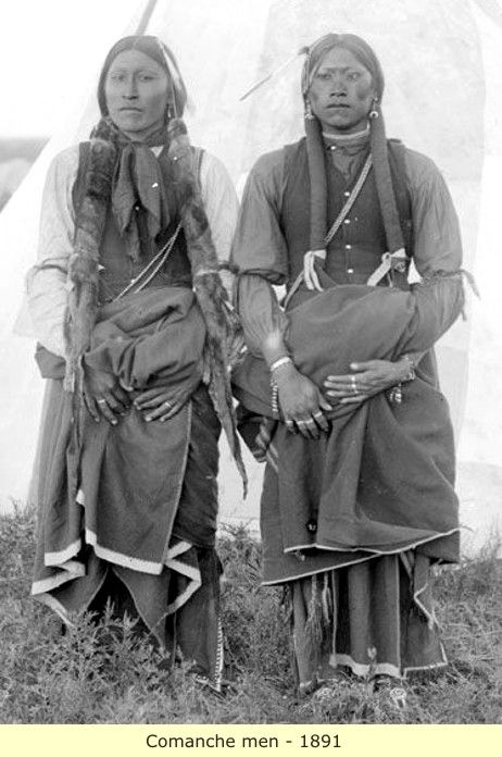 Comanche.