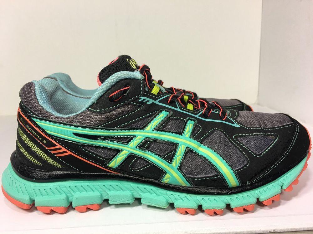 Chaussures de course Asics Gel Scram Asics 2 T3G8Q course pour 7 femme, taille 7 | 144e8fe - artisbugil.website