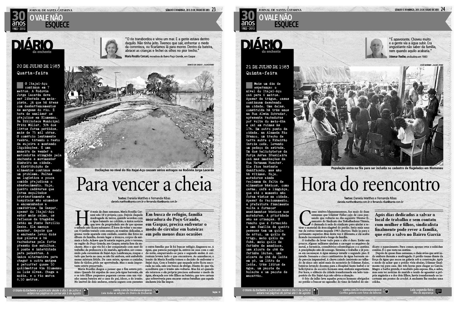 Edição: Cleisi Soares / Textos: Daniela Matthes e Fernanda Ribas / Design: Aline Fialho