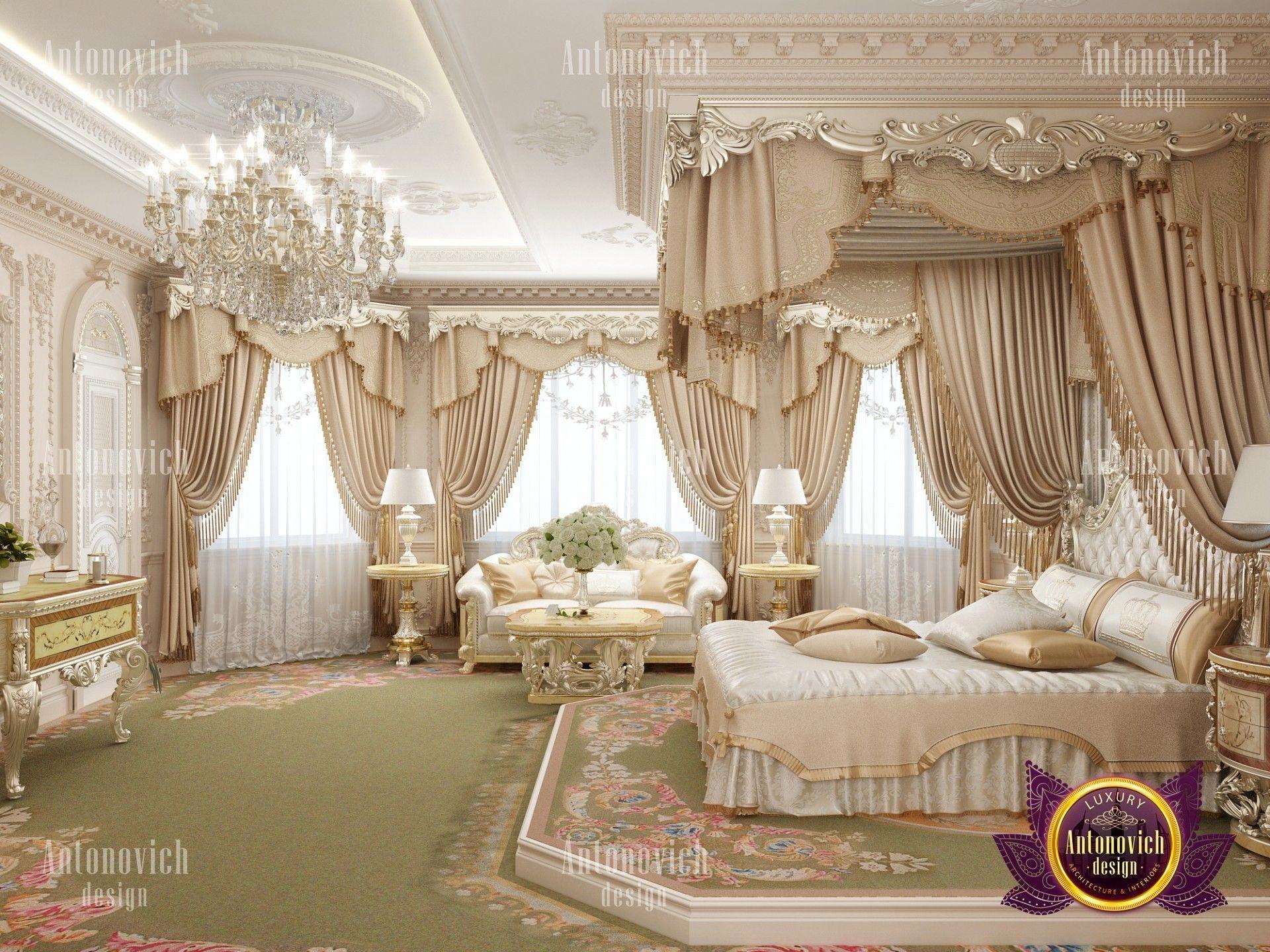 Photo of Lodge Luxus Schlafzimmer #GlamWohnkultur