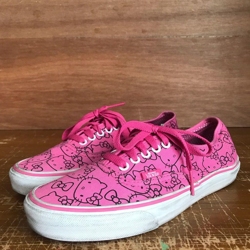 Vans Hello Kitty Pink | Hello kitty