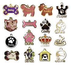 Comercio para mascotas. Placas para mascotas. Wimpet