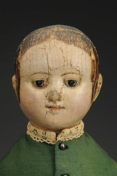 Izannah Walker doll at auction