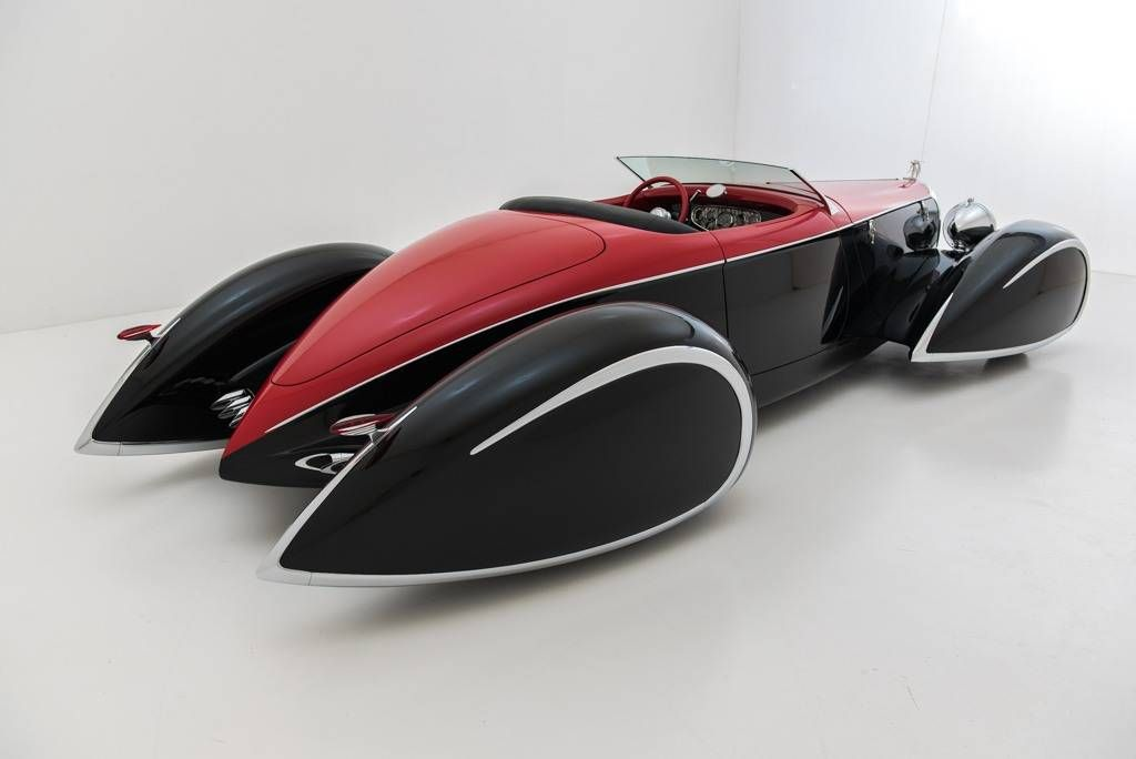 1937 Bugatti Type 57s Boattail Speedster Replica | old cars ...