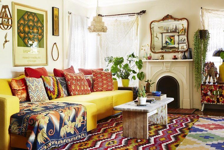 Casa Stile Hippie : Future handmade copriletto decorazione da parete in stile