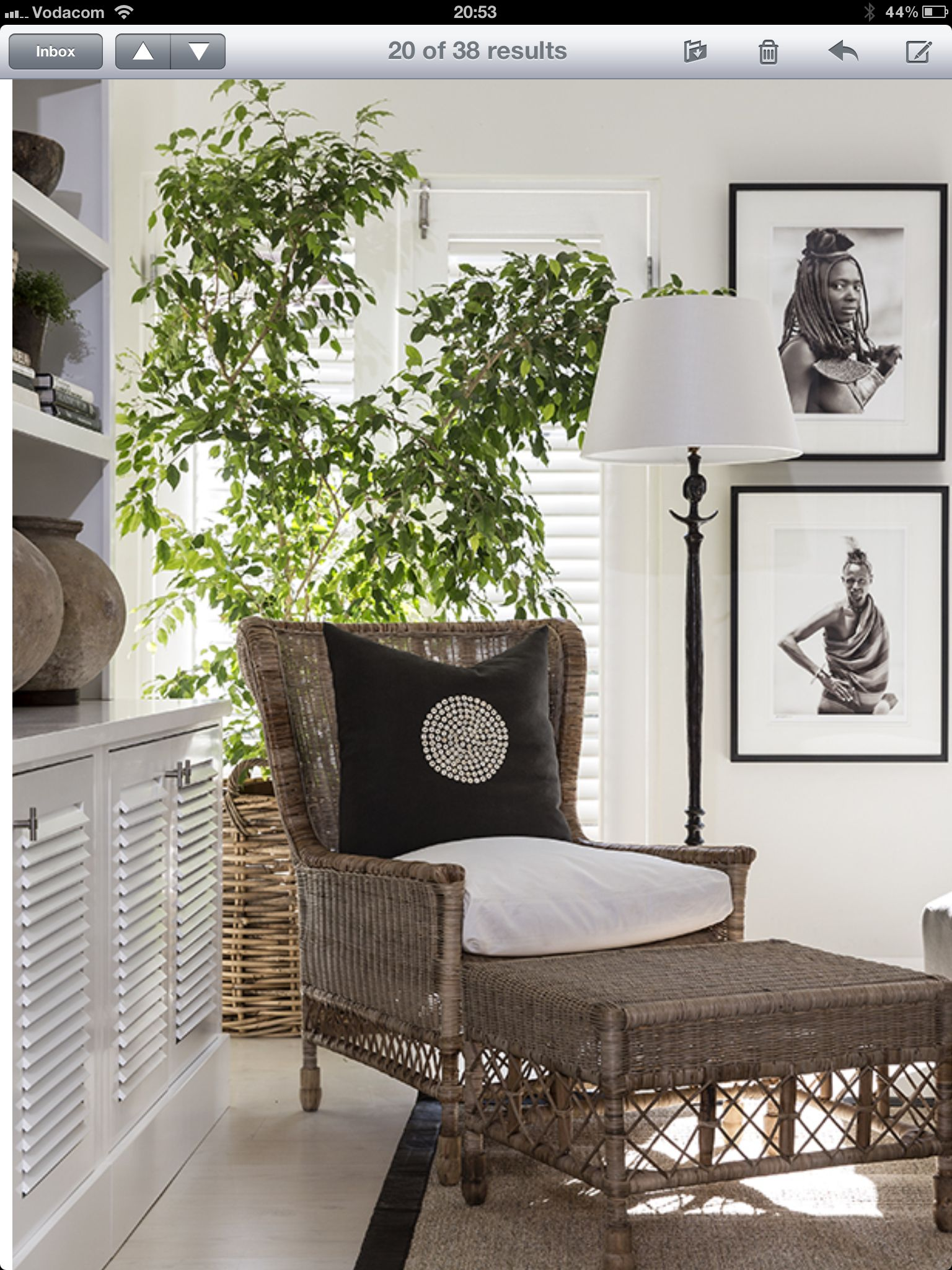 All You Need Is Black And White Print Of African Tribal Images