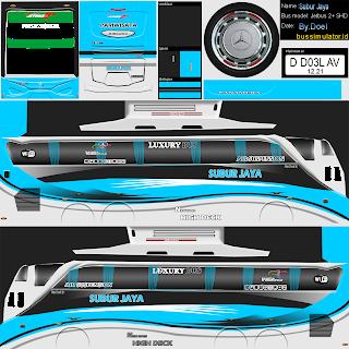 Download Kumpulan Livery Bus Simulator Indonesia Dari Berbagai Sumber Semua Aja Mobil Modifikasi Mobil Konsep Mobil