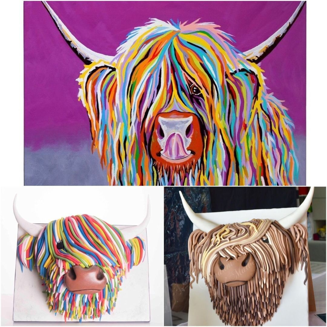 McCoo!  Have a real love for this artist. Whilst planning the new kitchen my mccoo picture is taking centre stage. Not sure creating it in cake would work but looks amazing! #weddingsinsussex, #battleabbeyweddings #weddingcakes, #weddingfairs, #cakemakers #simplewedding #whiteskyevents, #marriedinkent, #marriedinsussex, #bespokeweddingcakes, #birthdaycakes, #consultations, #uniqueweddingcakes, #bespokedesignedcakes, #creativeweddingcakes, #allwhiteweddingcakes,