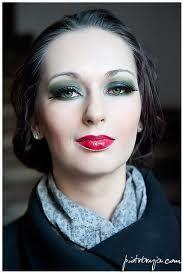 Lata 20 Makijaż Lata 20 30 Pinterest