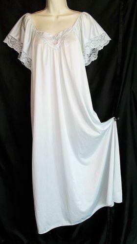 Ilise Stevens Blue Nightgown