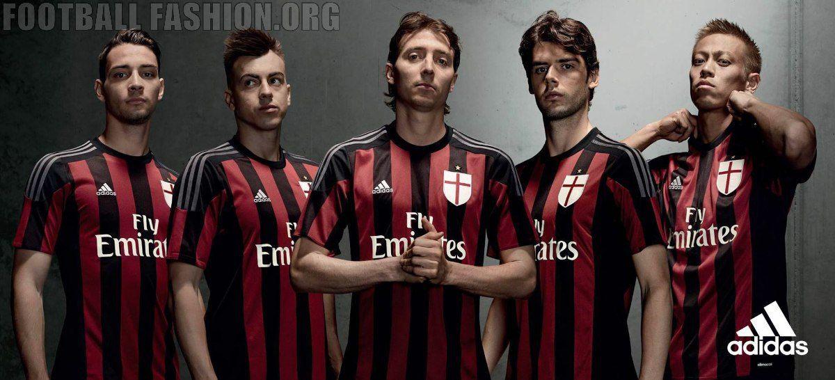 Football Shirt adidas Ac Milan 201516 Away S15643 | AC
