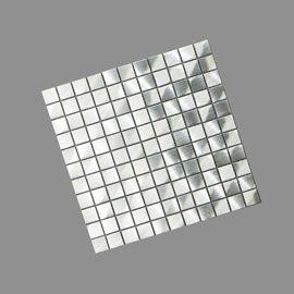 Mosaique Aluminium Brosse 30 X 30 Cm Carreaux Mosaique Castorama Mosaique
