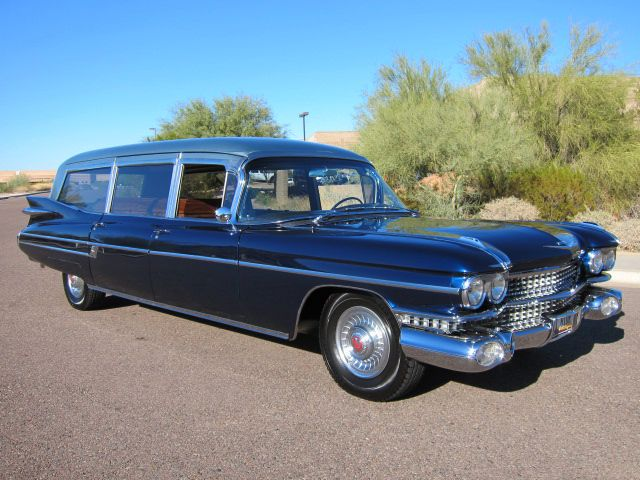 1959 Cadillac S&S He/Ambulance Combination - 390 V8 - Fully ...