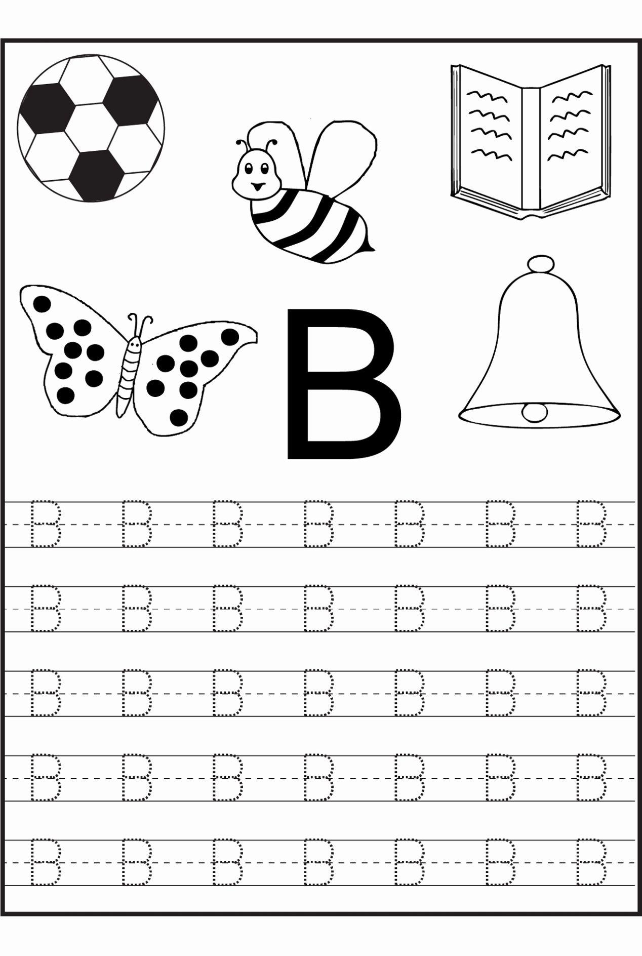 Letter A Printable Inspirational Free Printable Letter B