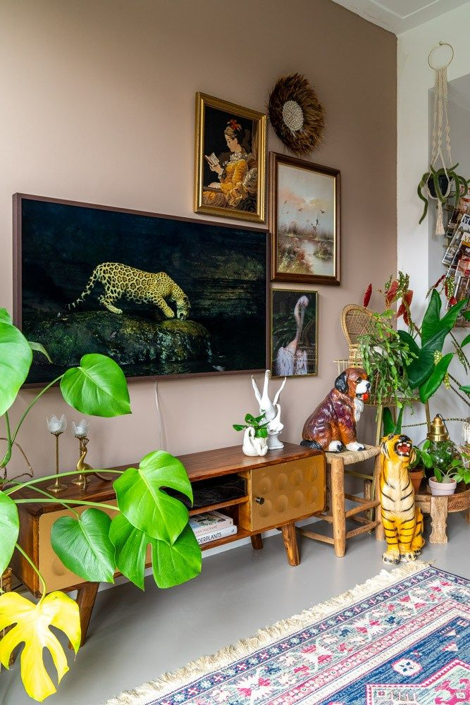 Deze tv mag gezien worden in je interieur (+ win de Samsung The Frame tv!) | Styled by Sabine