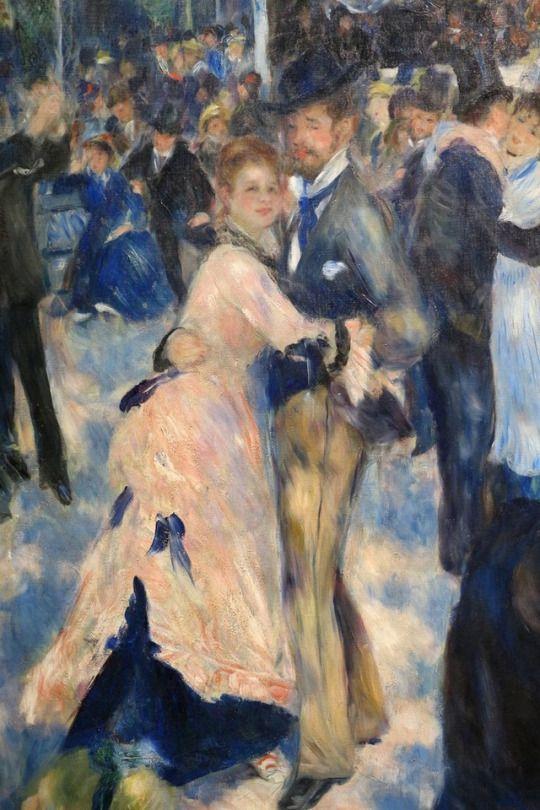 Fcbtc Pierre Auguste Renoir Bal Du Moulin De La Galette 1876