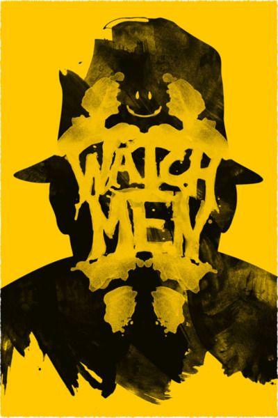 watchmen the skid art design pinterest movie posters