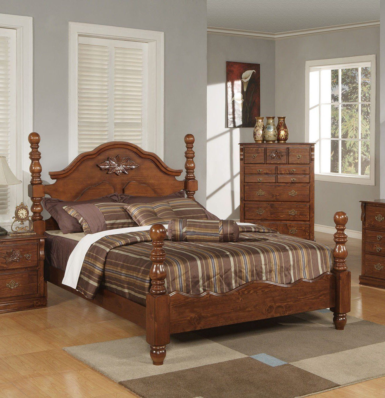 cheap bed and dresser sets