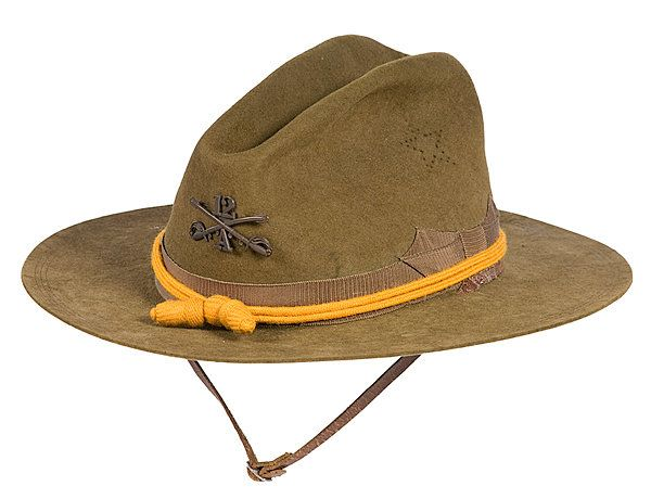 US Army M-1904 Campaign Hat (Co.a 272368aa4dd