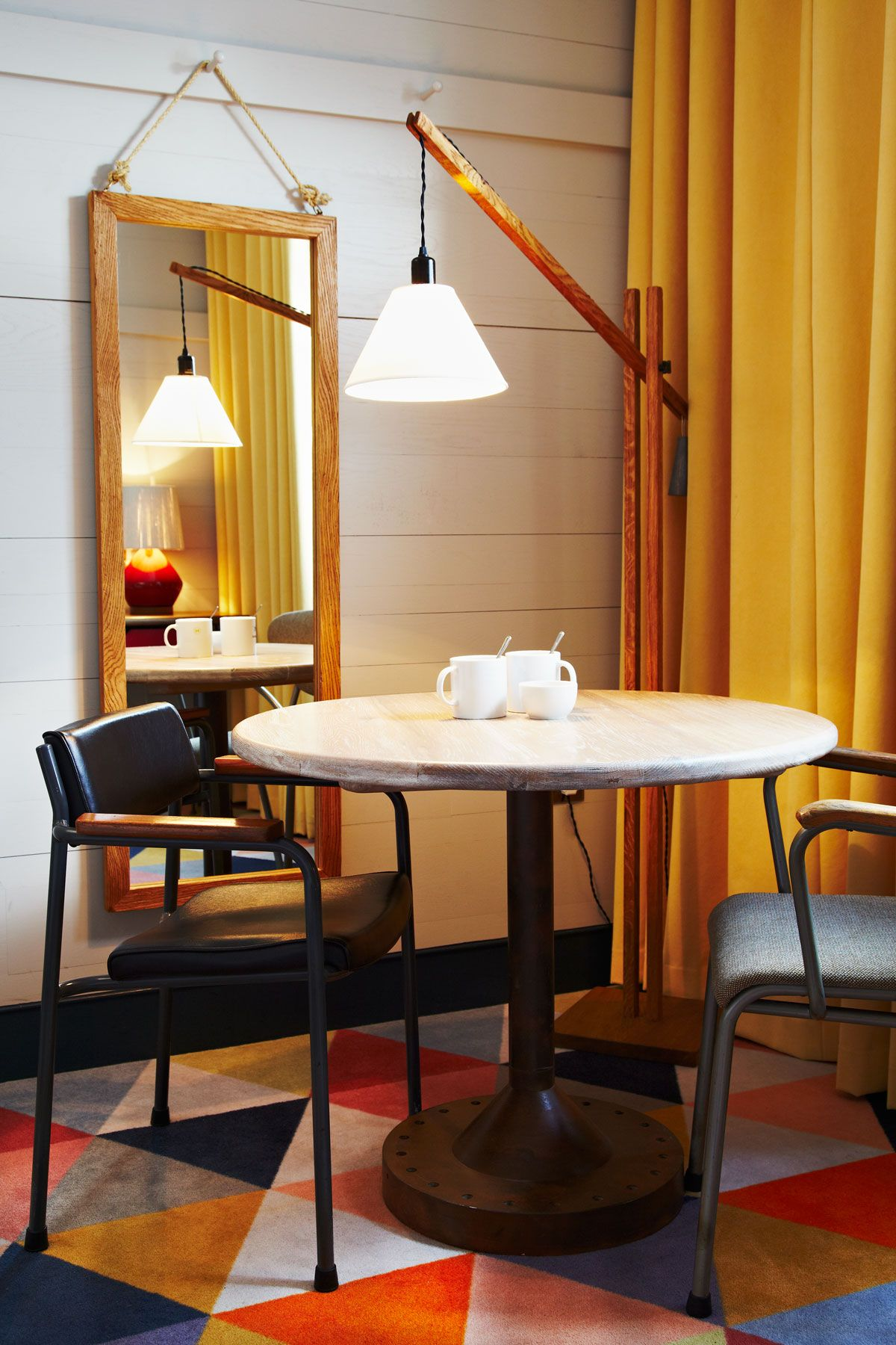 Shoreditch Design Rooms: The Hoxton Shoreditch