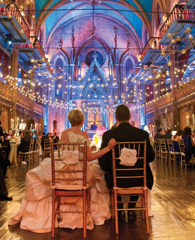 Indoor Wedding Reception Ideas: 7 Ways To Get Creative With String Lights