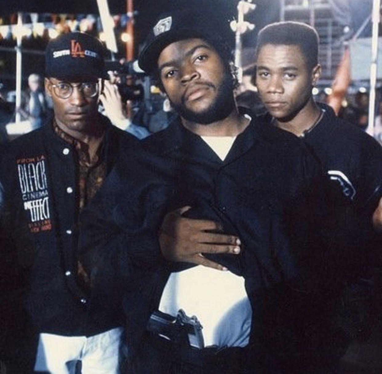 Boyz in the hood 90s black movies hip hop culture
