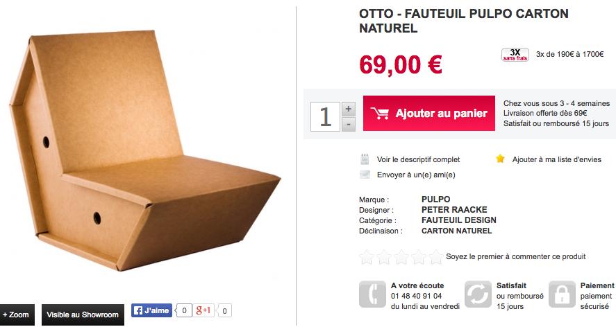 Epingle Par Tartine Sur Ecodesign Fauteuil Design Design Panier
