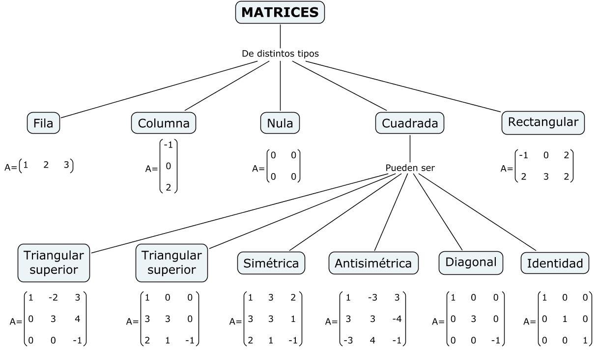 01 Matrices - Informática, física y química, matemáticas